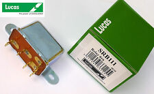 Lucas SRB111, 6RA 12V Relay, for Austin Healey, MGB, Midget & Jaguar, 142169