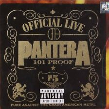Pantera  / Official Live 101 Proof **NEW** CD