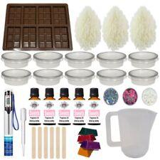 Wax Melt kit - Huge learner Fragrance Oil Starter Candle Making - Kit 9 Sweets