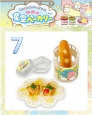 Re-ment Sanrio Miniature Little Twin Stars Bakery Set rement No.07 RARE