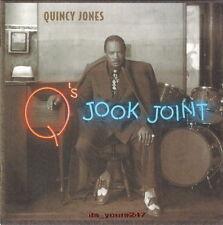 Quincy Jones: Q's Jook Joint [1995]   CD