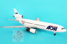 Inflight200 AOM French Airlines DC-10 1:200 Diecast Plane Model IF10103