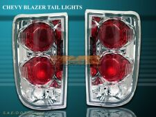 95-04 CHEVY S10 BLAZER JIMMY TAIL LIGHTS CLEAR 03 02 01