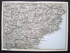 BERTARELLI.Topografia=SAVONA-ALBENGA_Dintorni.ITALY1907