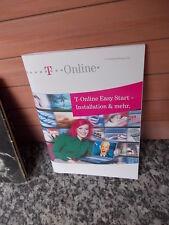 T Online: Easy Start - Installation & mehr, ein Handbuch