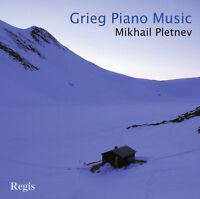 CD GRIEG PIANO MUSIC PLETNEV LYRIC PIECES