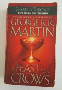 A Feast for Crows: A Song of Ice and Fire (Game of Thrones) by George R.R Martin