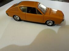 Renault 17ts Minialuxe Plastique 1/43 Made in France