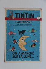 Journal Tintin n°12 -1950
