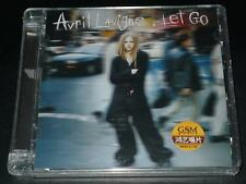 Let go by Avril Lavigne CD