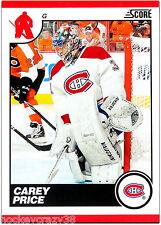 2010-11 Score - CAREY PRICE #275