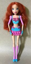 2012 Viacom Winx Club Fairies Magic Wings Bloom Doll
