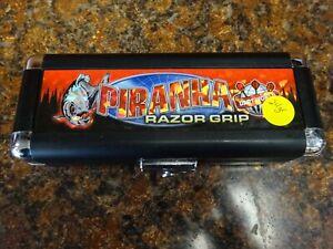 Piranha Razor Grip 24g Soft Tip Darts 80% Tungsten
