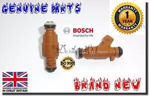 4X SAAB 9-3 9-5 2.0 2.3 1997-2009 Turbo Bio Einspritzventil Injektor 0280156023