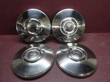 Vintage Mercury Dog Dish Center Cap Hub Caps (Loc. U-C25)