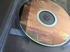 Windows XP Home edition inc service pack 2  2002 CD