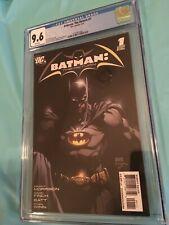 Batman: The Return #1 9.6 CGC DC (1/11)