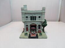 Danbury Mint Classic American Firehouses - Engine Co. 98 Chicago Illinois