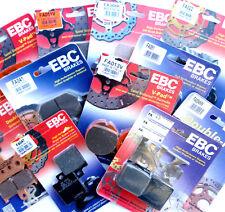 EBC BRAKES Bremsbelag Bremsklotz Standard FA048
