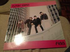 "FLASH CERO ZERO - 1988 12"" LP SPAIN SYNTH POP"