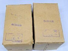 6S33S-V = 6C33C-B Amp Triode Tube NOS in BOX Same Data1980-1984!!! Lot of 2 Pcs.