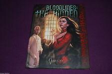 VAMPIRE THE REQUIEM RPG JDR Jeu de Role - Bloodlines : The Hidden - Neuf