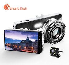 Car DVR HD 1080p G-sensor Vehicle Camera Dual cameras  Digital Video Recorder