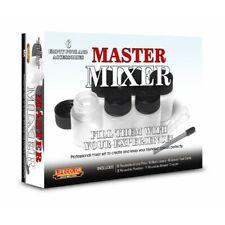 Lifecolor MX Master Mixer 6 Leere Mix-Dosen, Pimpetten und Zubehör