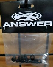 ANSWER ALLOY CHAINRING BOLT FOR SINGLE CHAINRING BMX BLACK