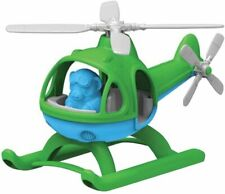 Green Toys Helicopter - Made in USA from Recycled Plastic - Green
