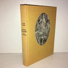 Jules Verne VOYAGE AU CENTRE DE LA TERRE 1964 La guilde du livre Lausanne -DC45A