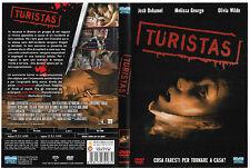 TURISTAS (2006) dvd ex noleggio