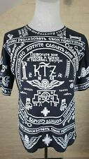 KTZ KOKON TO ZAI Men's T-Shirt Size: Large EXCELLENT Condition