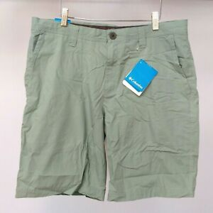 NEW! Columbia Washed Out Shorts - Men's Sizes 34-40, Dusty Green