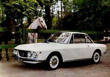 Lancia Fulvia Coupe srs.1 prestige launch brochure, Prospekt, 1965 (German text)