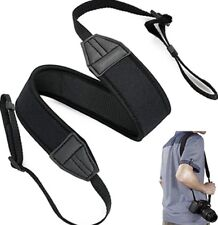 BELT NECK STRAP SHOULDER NEOPRENE COMPATIBILE CON NIKON D3200 D800 D5100 D800E