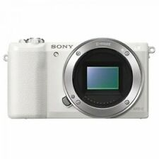 (Open Box) Sony Alpha A5100 24.3MP Digital Camera - White (Body Only)