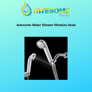 AWESOME WATER® - Shower Filter (New Model)