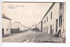 CPA  TRAIMONT BELGIQUE -  BAS DU VILLAGE MAISONS ROUTE ED. PINSON-CROIX 1931~B13