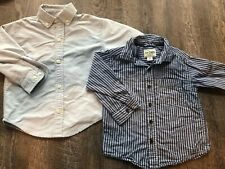 Set Of Shirts Size 3T Childrens Place & Gymboree Blue Stripes Never Worn!
