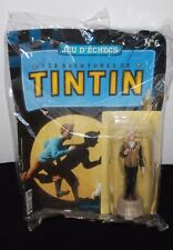 New Jeu D' ECHECS Les Adventures De TinTin Magazine 6 Nestor Chess Figure Piece