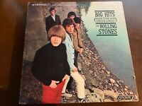 Rolling Stones Big Hits High Tide And Green Grass Vinyl Lp London Booklet