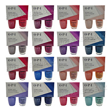 OPI ICONIC Matching DUO Set GelColor + Nail Lacquer - 15 ml / 0.5 oz - AUTHENTIC