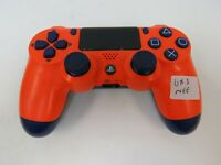 Sony DualShock 4 Wireless Controller for PlayStation 4 - Sunset Orange (OPN)