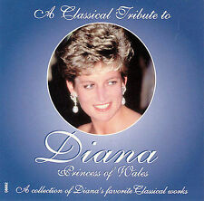 Diana: Classical Tribute to Diana Prince CD