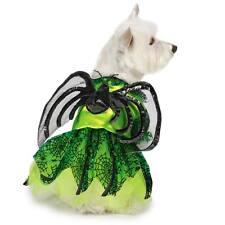 Neon Spider Dog Costume L Large NWT Pet Edge