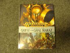 Quest for Ghal Maraz * Realmgate Wars Book 1 * Warhammer * Age of Sigmar