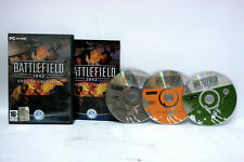 BATTLEFIELD 1942 DELUXE EDITION ITALIANA PC CD ROM X3 GIOCO BUONO  GD1 64264