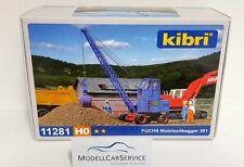 Kibri 11281 Fuchs Mobilseilbagger Bausatz H0
