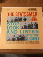 The Statesmen Quartet: Stop Look And Listen For The Lord Album